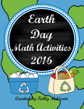 Earth Day FREE Math Activities