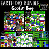 Earth Day Goodie Bag Bundle {Creative Clips Digital Clipart}