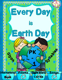 Earth Day~Informational Bk~Poems~Syllables~Writing~Games~S