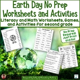Earth Day No Prep Printables