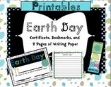 Earth Day Printable