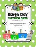 [Earth Day] Recycling Game: Sorting Waste