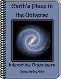 Earth's Place in the Universe Interactive Organizers