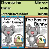 Easter Bunny Interactive Easy Reader Books - BUNDLE