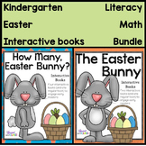 Easter Bunny Interactive Easy Reader Books - BUNDLE