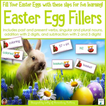 Easter Egg Fillers