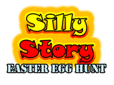Easter Egg Hunt: Listening Dictation And Silly Story For P