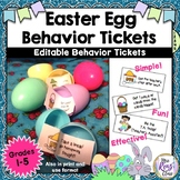 Easter Eggstravaganza Behavior Management System ~ Easter