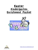 Easter Activity Packet Primary Grades K, 1 & 2