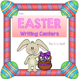 Easter Writing Centers {CCSS}