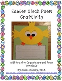 Easter/Spring Chick Poem Craftivity