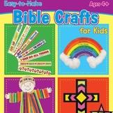 Easy Bible Crafts & Digital Music Download