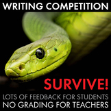 "Easy Essays – Thrill Students with ""Survive!"" – No grading"