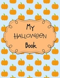 Easy Halloween Reader
