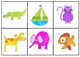 Easy as ABC Beginning Sound Picture and Letter Cards