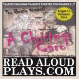 Ebenezer Scrooge: A Christmas Carol classroom play script