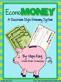 EconoMoney (Customizable): A Booming Classroom Economy All