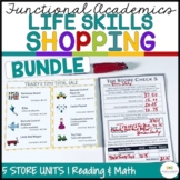 Economics of Shopping: Functional Literacy and Math (Speci