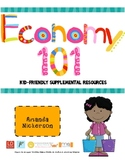 Economy 101: Kid-Friendly Supplemental Resources