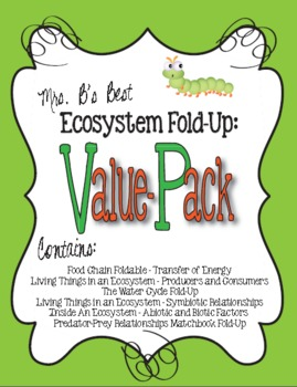 Ecosystem Fold-Up Value Pack