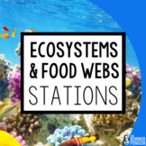 Ecosystems! {A Science Stations Unit}
