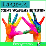 Ecosystems Vocabulary Lesson