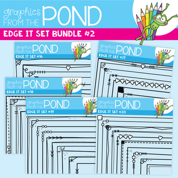 Edge It Borders Mini Pack 2