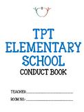 Editable Conduct Book for Teachers