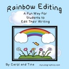 Editing: A Simple and Colorful System