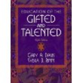 Education of the Gifted and Talented (5th Edition)