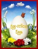 Egg-Cellent Eggs! {a mini - unit}