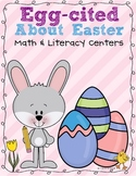 Egg-cited About Easter Math & Literacy Centers