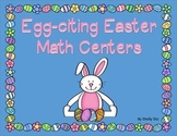 Egg-citing Math Centers for Second Grade