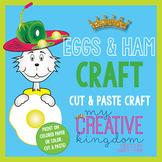 Eggs and Ham Read in America Craft