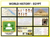Egypt - Complete Unit
