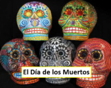El Dia de los Muertos Day of the Dead Powerpoint in Spanish