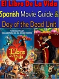 El Libro de la Vida / The Book of Life Movie Packet in Spanish