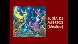 El dia de muertos - Day of the Dead in Mexico Powerpoint