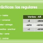 El preterito PowerPoint introduction - the preterite tense