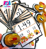 Elapsed Time Turkey Tickle Cards