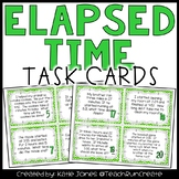 Elapsed Time Word Problems (3.MD.1 common core)