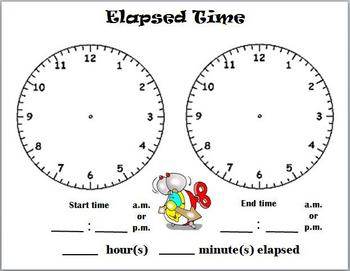 Elapsed Time - Lessons - Tes Teach