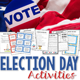 Election Day - Cross Curricular Activities