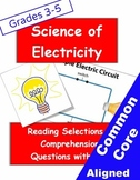 Electricity Informational Reading Selections and Questions