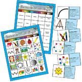 Elements of Art Elementary Visual Art BINGO Education Reso
