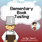 Elementary Book Tasting