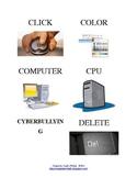 Elementary Ed Tech Word Wall