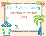 Elementary Library SmartBoard Review Game