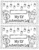 Elf Adventure Log - Holiday Elf Fun!
