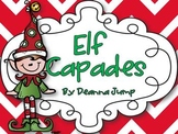 Elf Capades Math and Literacy Fun {Common Core Aligned}